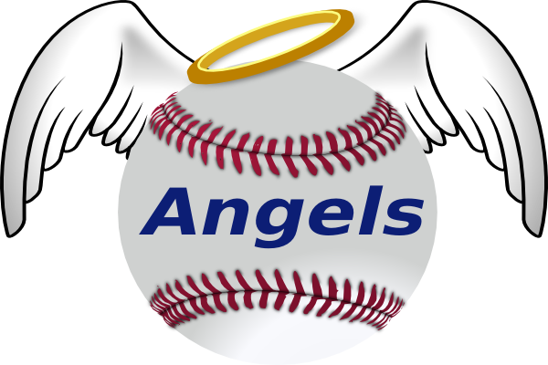 Angel Baseball Clip Art at Clker.com.