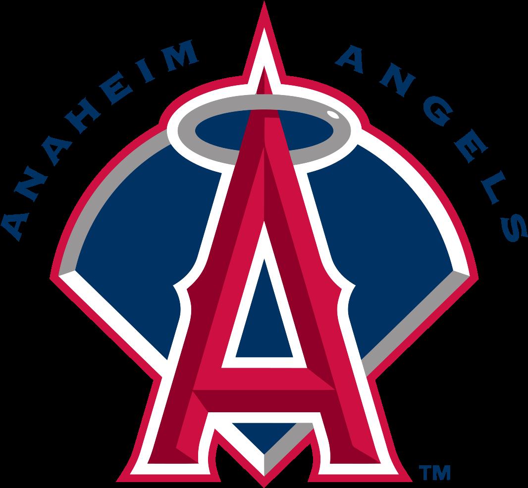 Major League Baseball Clipart Anaheim Angels.