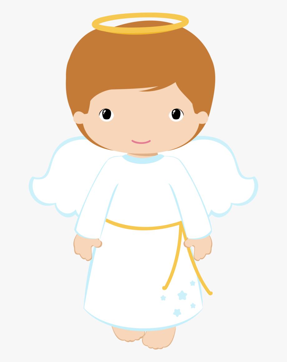 Angels Clipart Boy Angel.