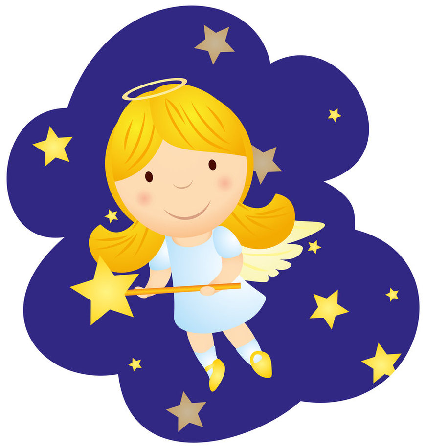 Cute Angel Clipart at GetDrawings.com.