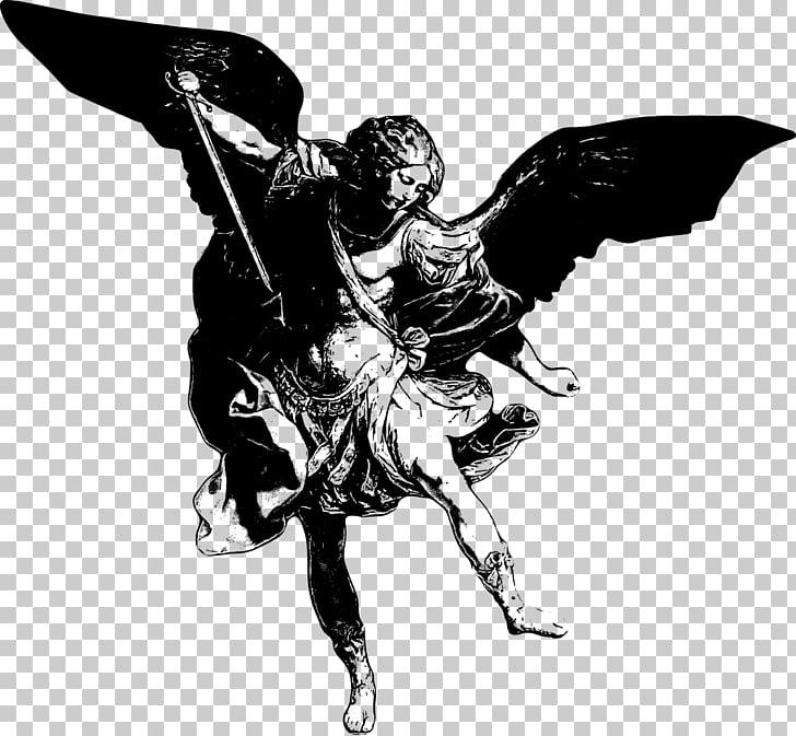 Michael Archangel Gabriel , Angels PNG clipart.