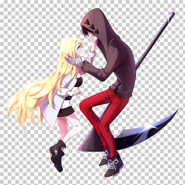 Angels of Death Anime Game Manga Fan art, Anime PNG clipart.