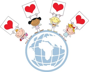 Free Global Clipart Image 0521.