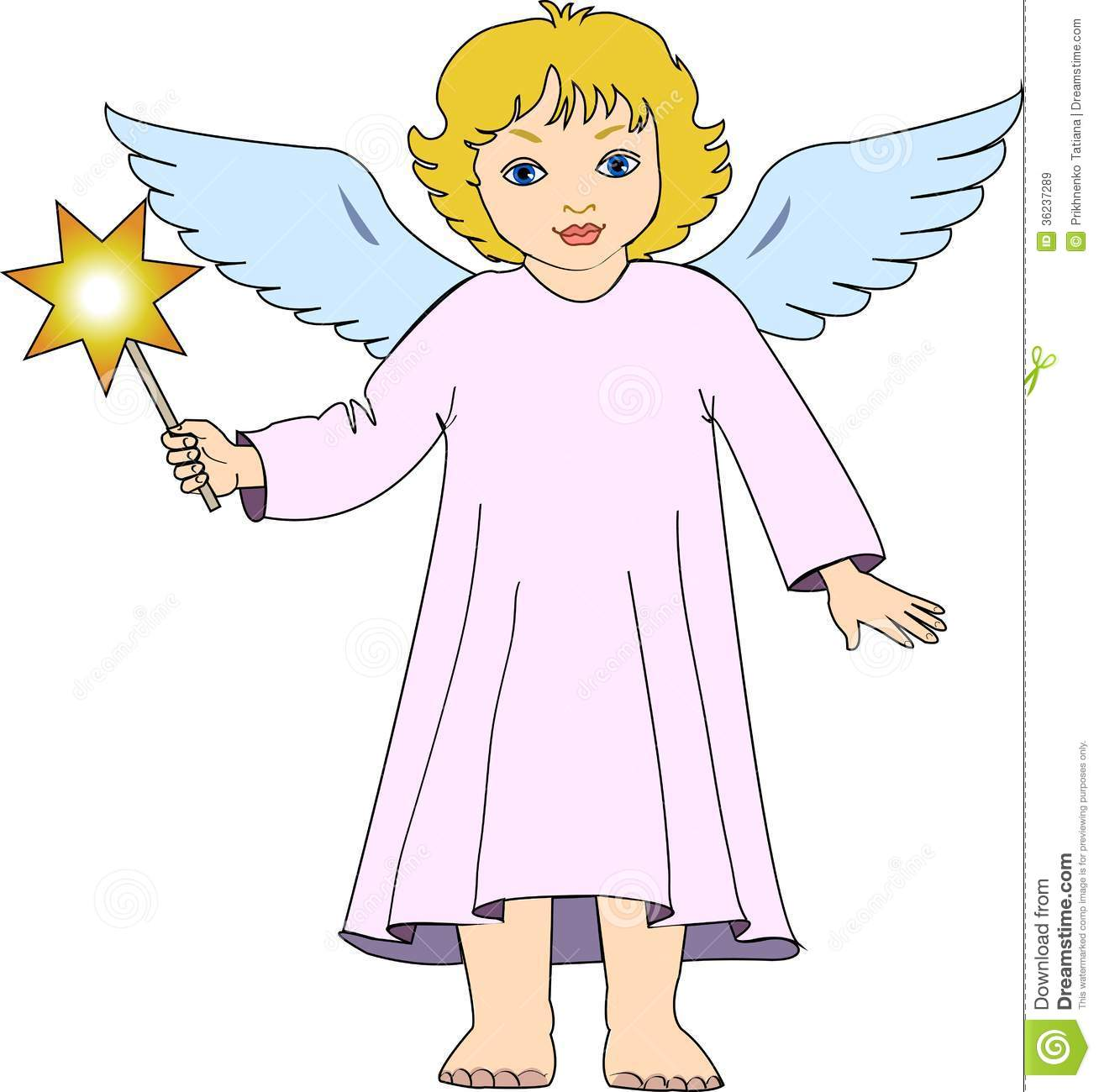 Angel Clipart Victorian Angel Of Healing.