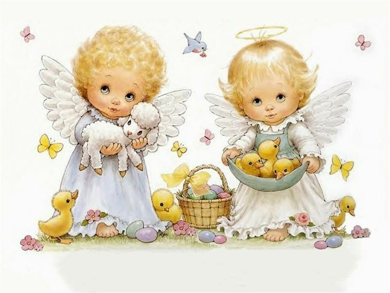 Wishing All A Happy Easter!.