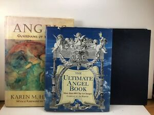 Details about Angels: Ultimate Joyous Guardians Lot of 3 graphic and image  books..