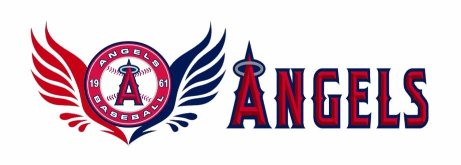 Angels Baseball Png.