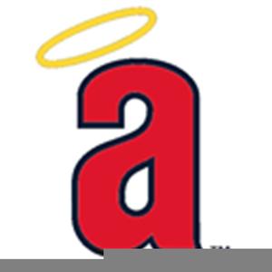 Anaheim Angels Logo Clipart.