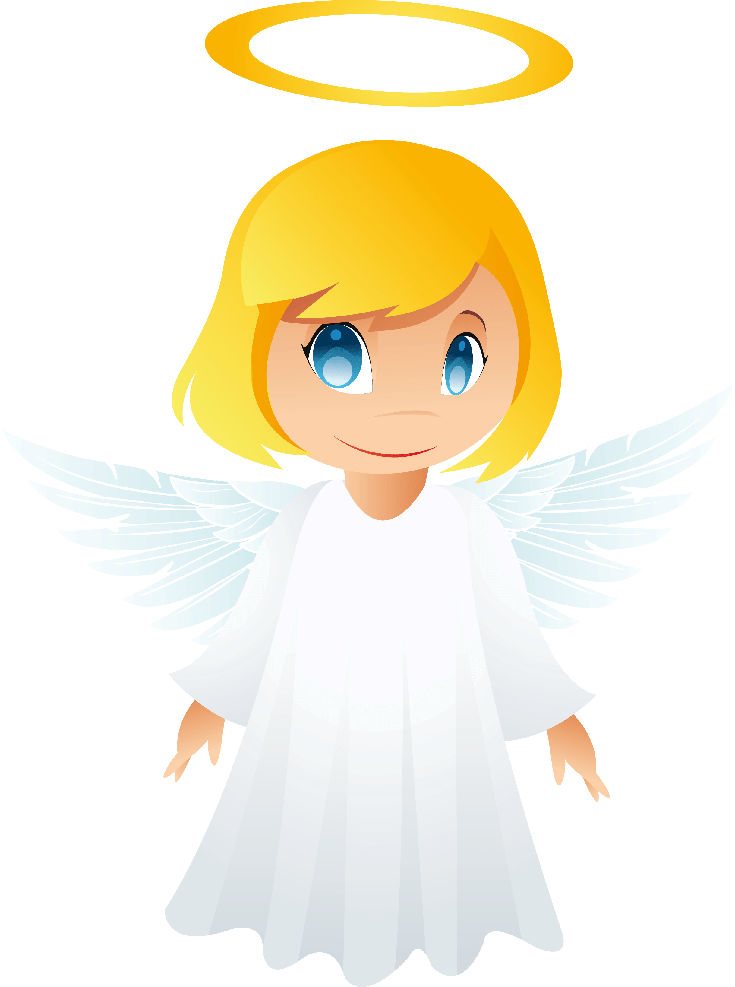 Baby angels of god clipart.