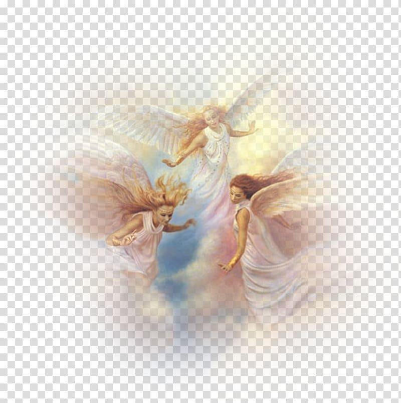 Cherub Guardian angel Gabriel God, angel transparent.