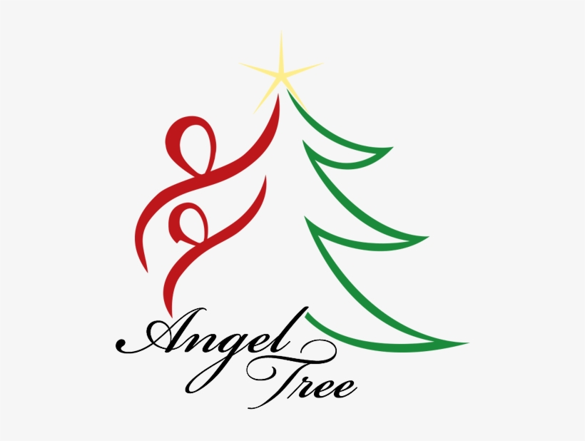 Usa Salvation Army Angel Tree Png Logo.