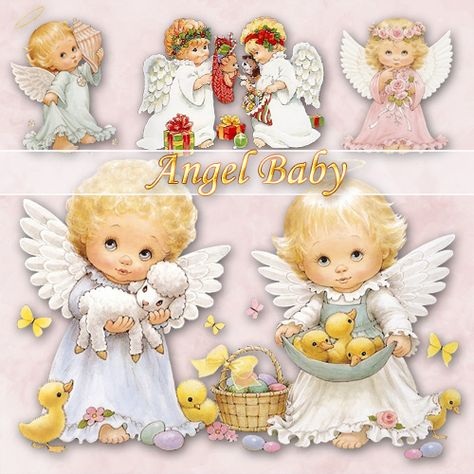 baby cherub angels photos.