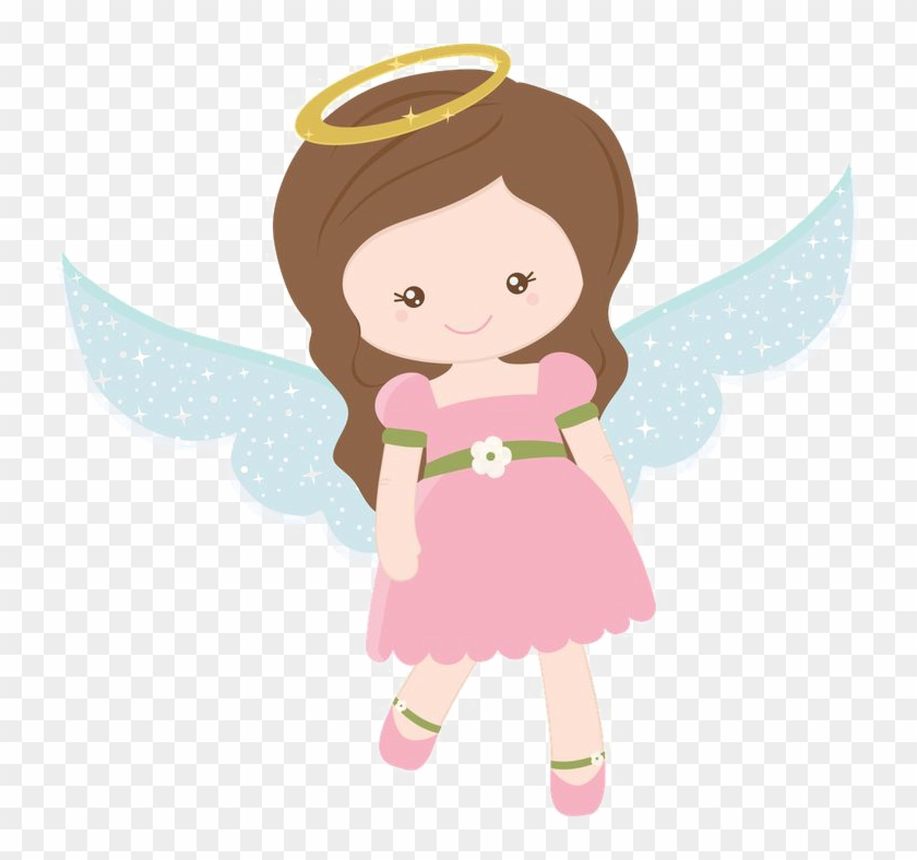 Baby Angel Png Background Image.