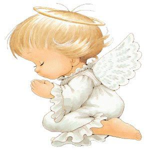 Angel #Praying.
