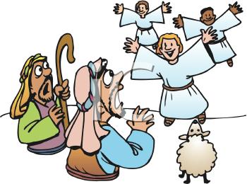 "Angels: ""Jesus\' Birth is Good News!"" Sonja\'s Top Five."