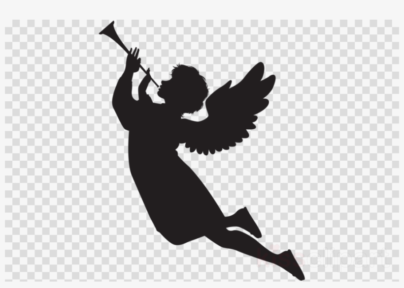 Angel Trumpet Png Clipart Angel Clip Art.