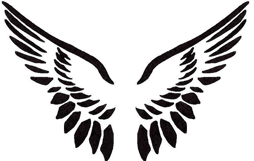 Angel Wings Logo.