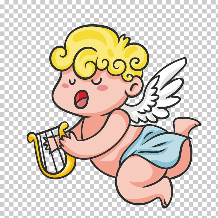 Singing , Singing Angels PNG clipart.