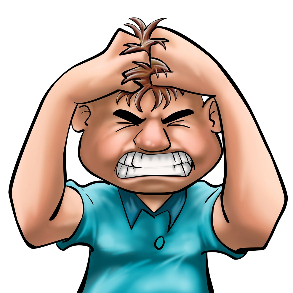 Anger Clip Art Pictures.