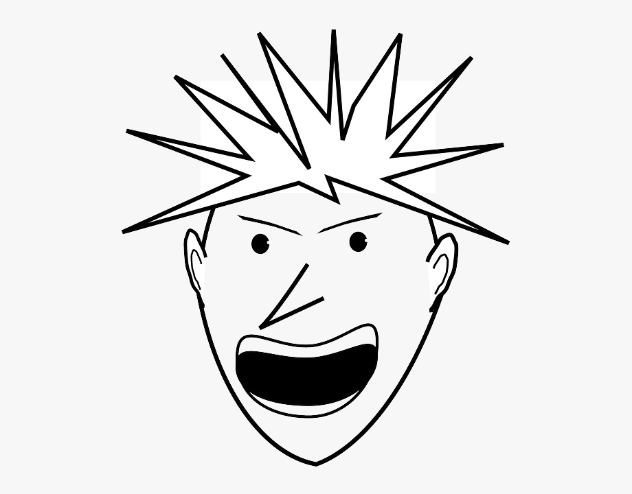 Crowd Clipart Angry.