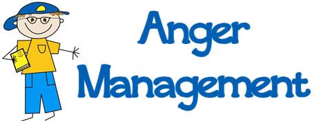 Anger Management Cliparts.