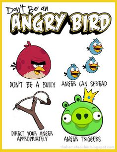 Angry birds scenery clipart.