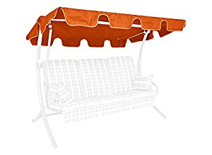 Angerer canopy for garden swing polyester one size fits all.