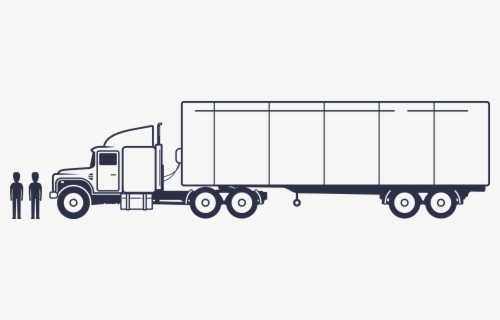 Free Truck Driver Clip Art with No Background.