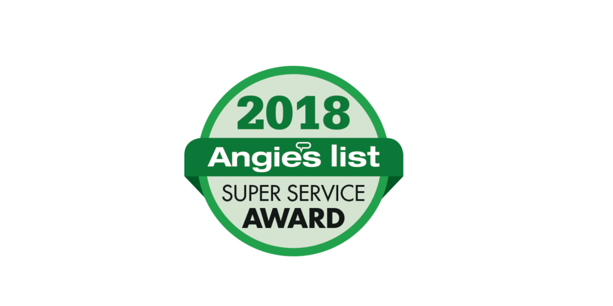 Metropolitan High Performance Windows Earns 2018 Angie's List Super.