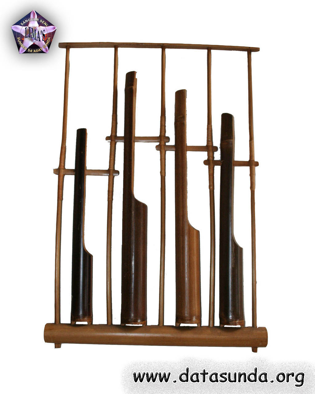 Angklung clipart #6