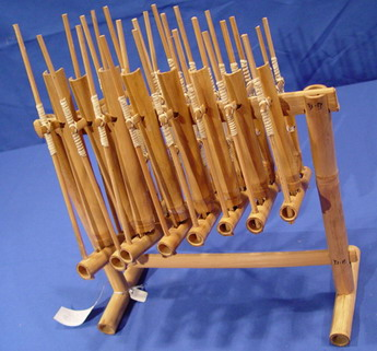 Angklung clipart #4