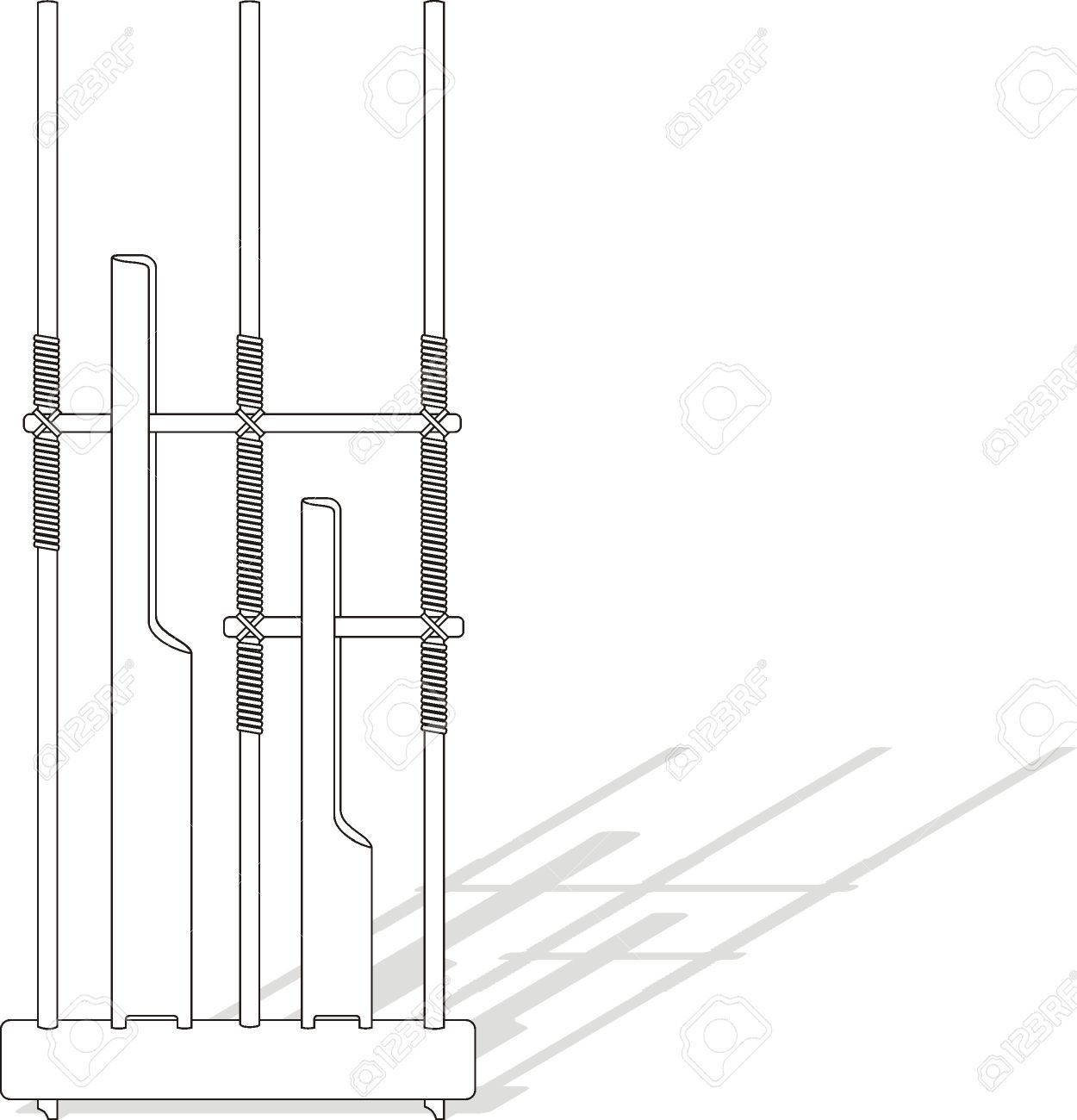 Vector Angklung Royalty Free Cliparts, Vectors, And Stock.