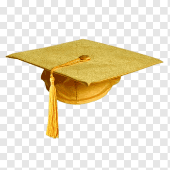 Background Graduation, Angle, Yellow, MortarBoard, Headgear.