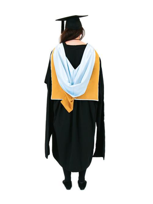 Angle graduation cap arc.