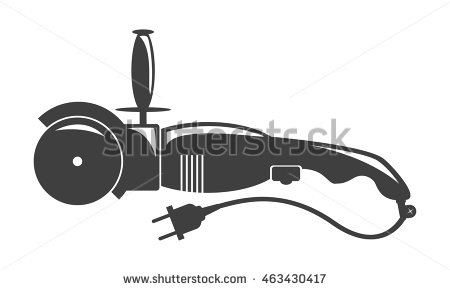 Clipart for power tools angle die grinder.