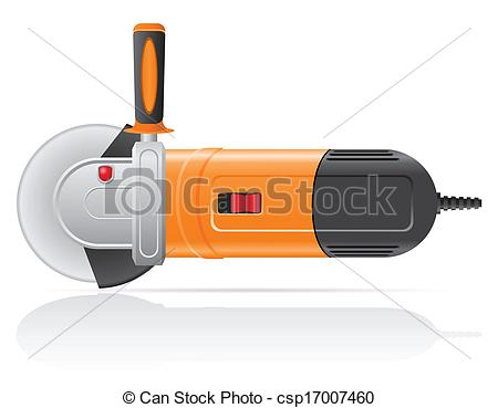 Angle grinder Vector Clipart EPS Images. 257 Angle grinder clip.