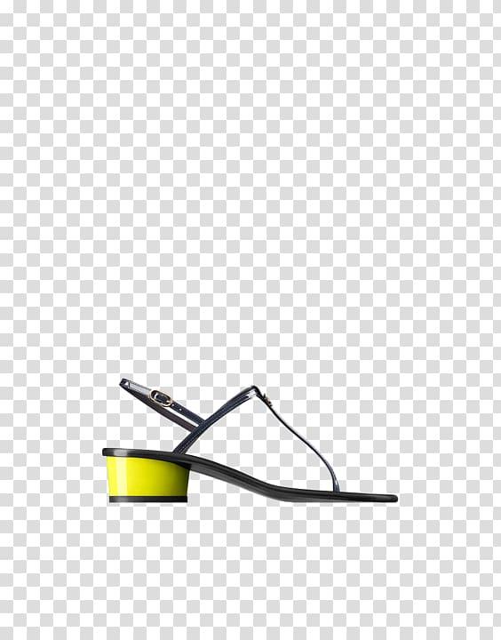 Line Sandal Angle, line transparent background PNG clipart.