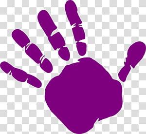 Handprints transparent background PNG cliparts free download.