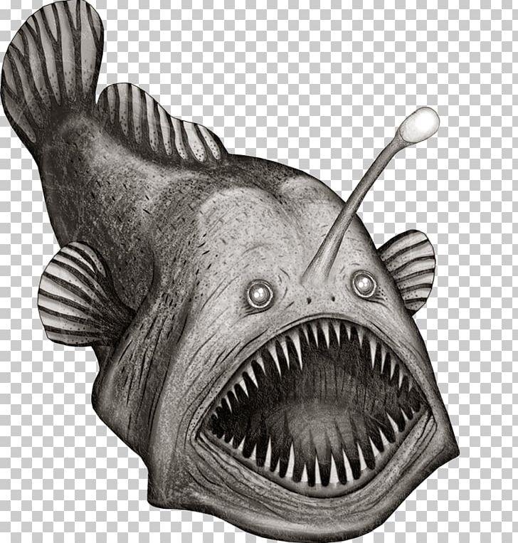 Fish PNG, Clipart, Abstract Pattern, Anglerfish, Big, Black.