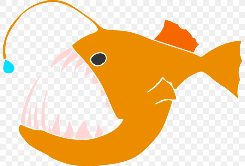 Frogfish Black Seadevil Deep.