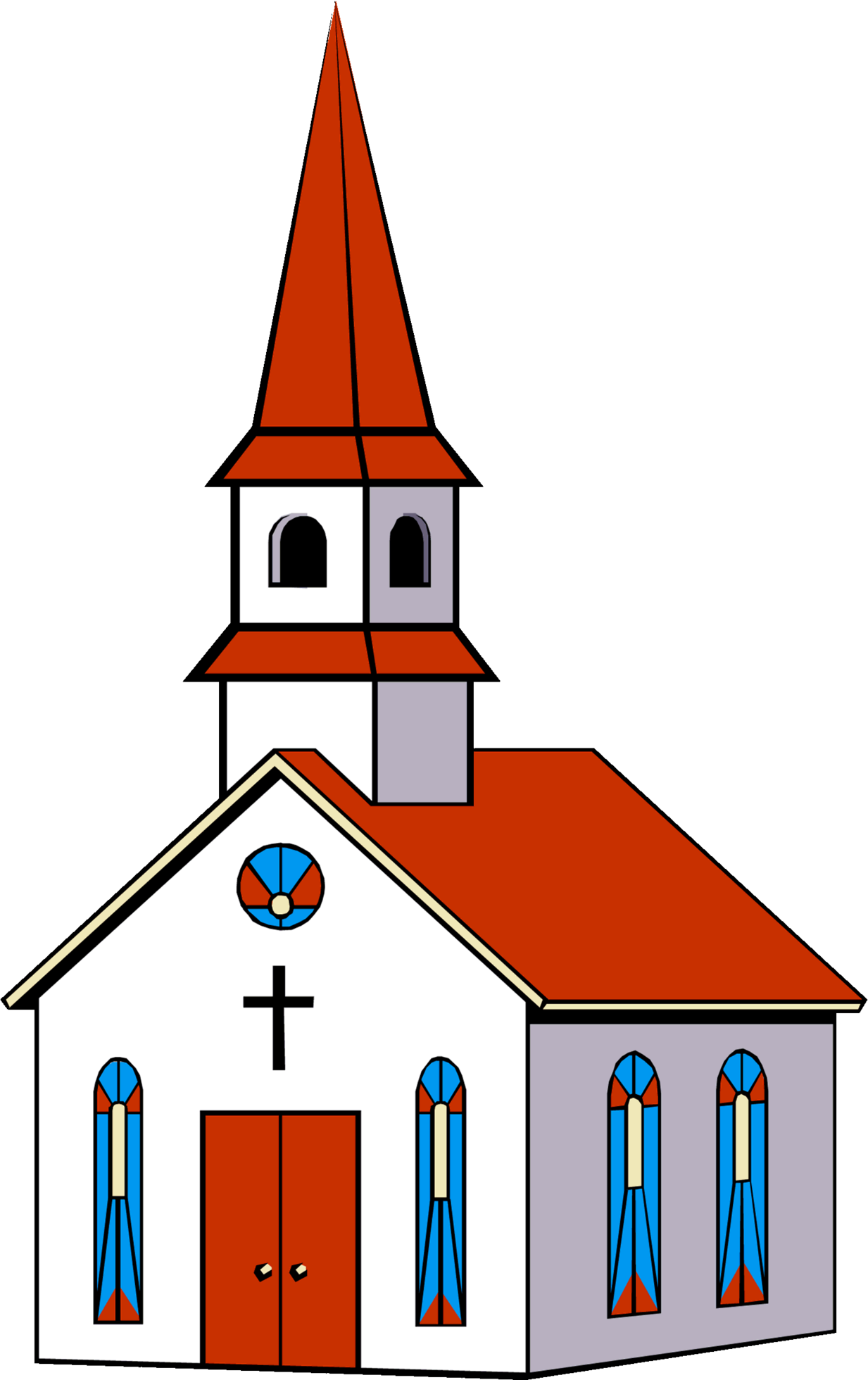 Anglican church clipart.