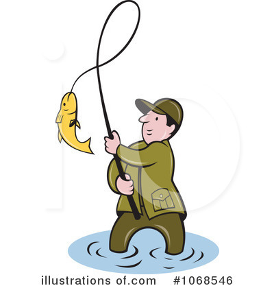 Fishing Clipart #1068546.