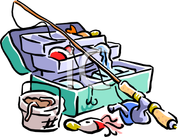 Fishing tackle clipart clipground for Fishing equipment stores