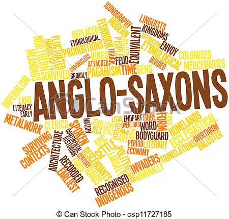Stock Illustration of Anglo.