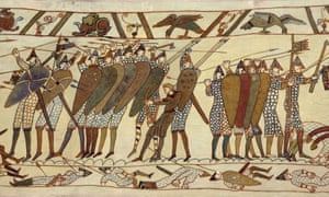 The Bayeux tapestry: is it any good?.