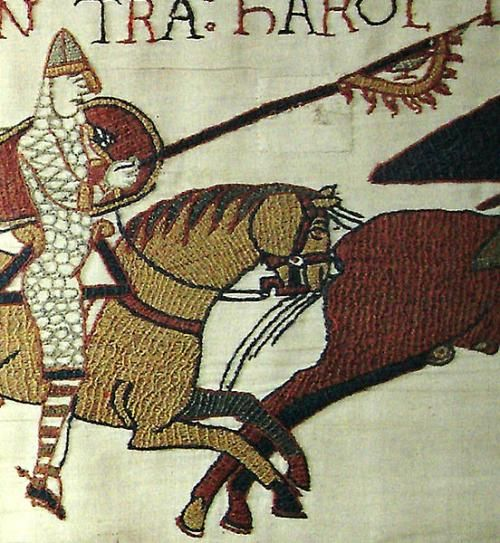 Bayeux Tapestry.