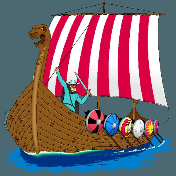 Ship clipart anglo saxon #11.