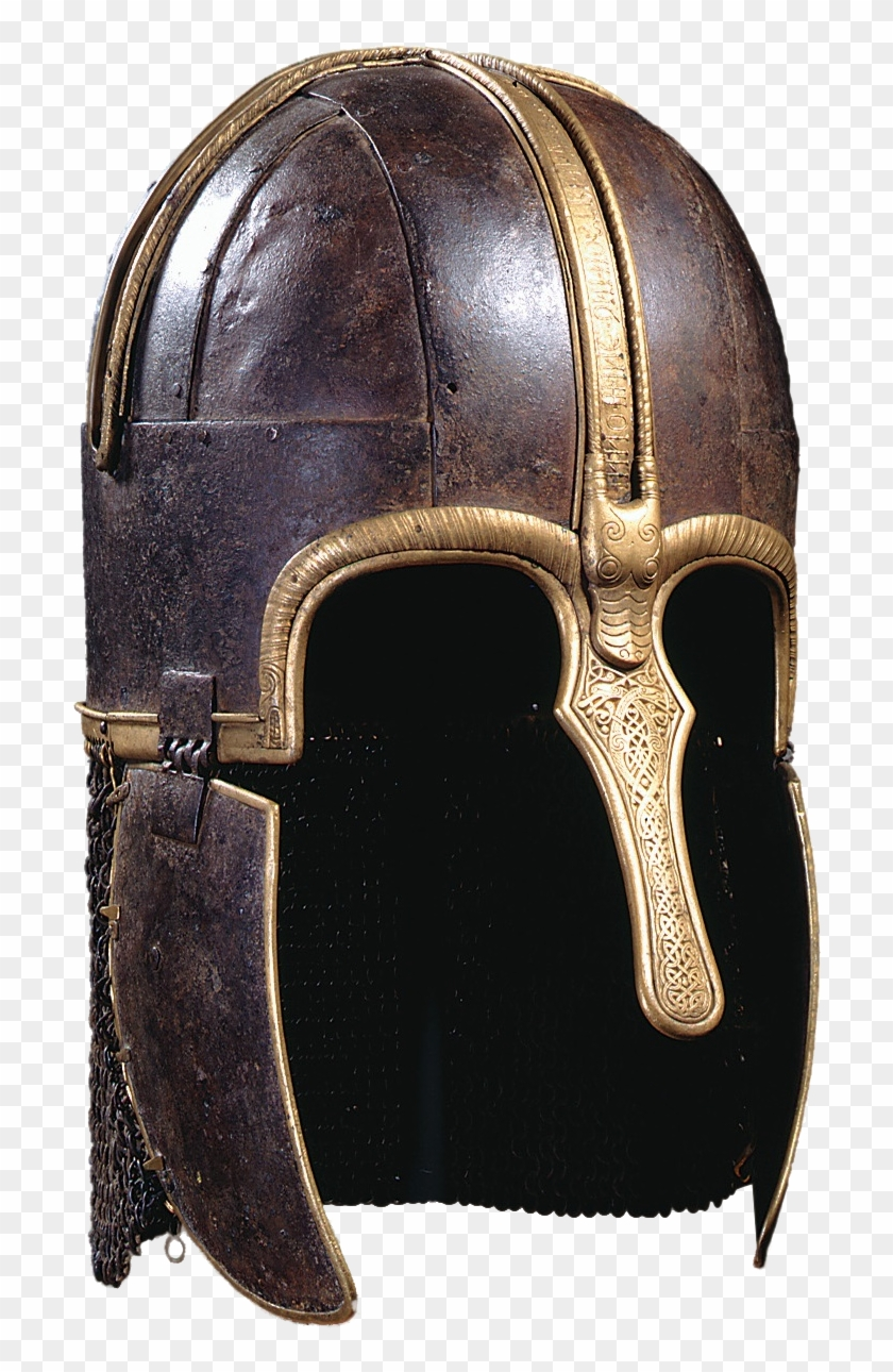The Basic Construction Of The Richer Coppergate Helmet.