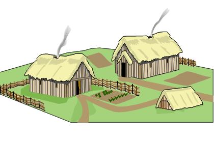 Anglo Saxon Villages.