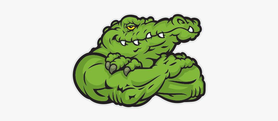 Gator Clipart Angry Alligator , Transparent Cartoon, Free.